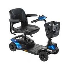 Scooter Colibrí 4 ruedas desmontable 18 Ah