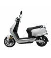 Moto eléctrica Sunra Robo S-125E Matriculable 3000W/40AH Blanca (Doble batería)